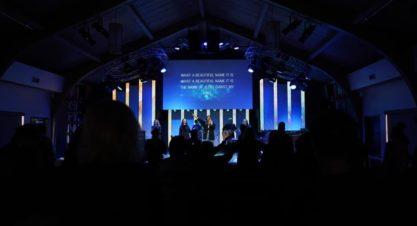 Ministering in Church – Sacramento
